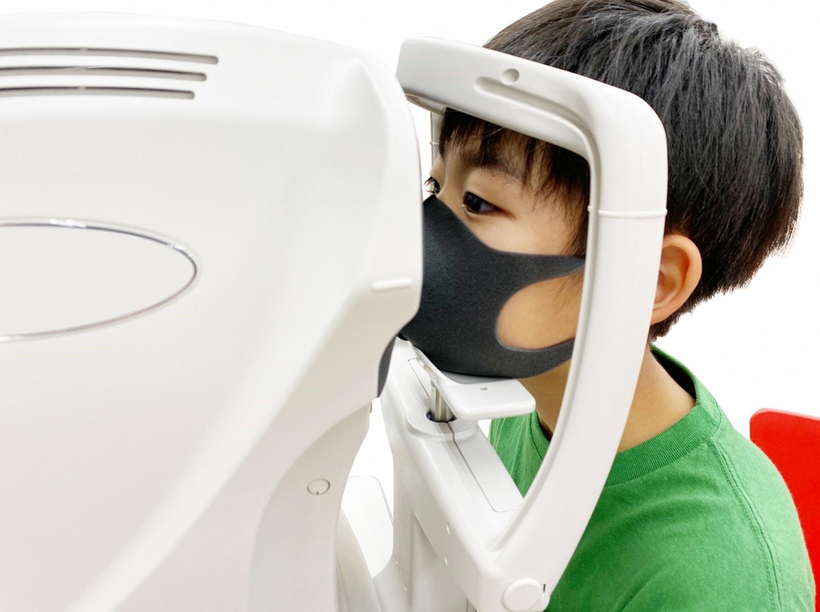 当院の小児眼科について