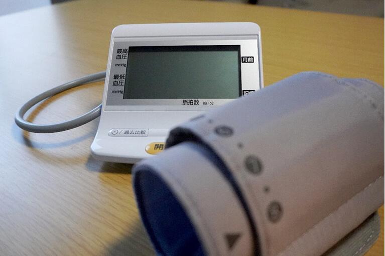 血圧・体温測定